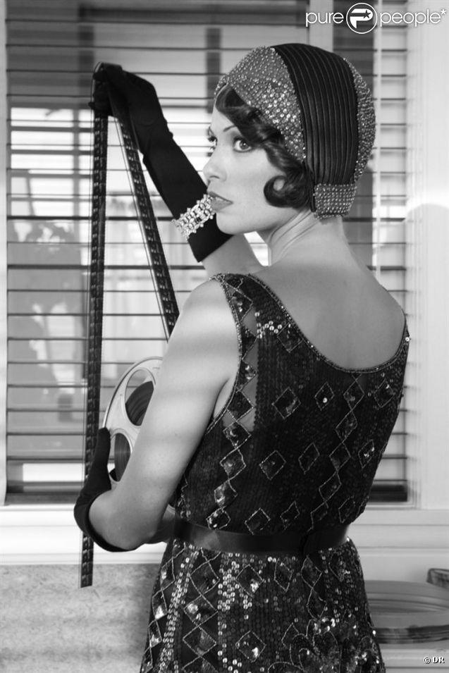 Bérénice Bejo, sublime devant la caméra de Michel Hazanavicius, pour The Artist