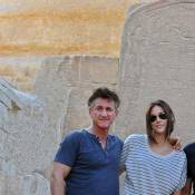 Sean Penn et sa ravissante petite-amie : Entre glamour et terrain humanitaire