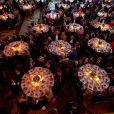 Le 100e anniversaire de la Fondation Américano-Scandinave a attiré  royaux et chefs d'Etat de Scandinavie à New York. Le 21 octobre 2011,  tous se sont rassemblés pour le dîner et le bal donnés au Hilton en  l'honneur de l'association.