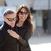Robin Williams : Le jeune marié et sa nouvelle femme en voyage de noces à Paris