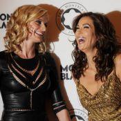 Teri Hatcher, future chômeuse hilare, tellement complice avec Sarah Marshall