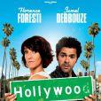 Affiche du film Hollywoo, avec Jamel Debbouze et Florence Foresti
