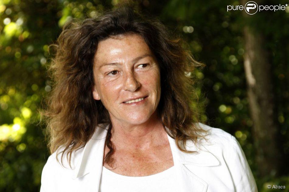 La navigatrice Florence Arthaud, en septembre 2009....