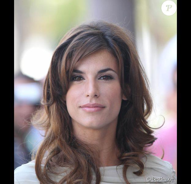 Elisabetta Canalis en septembre 2011 à Beverly Hills