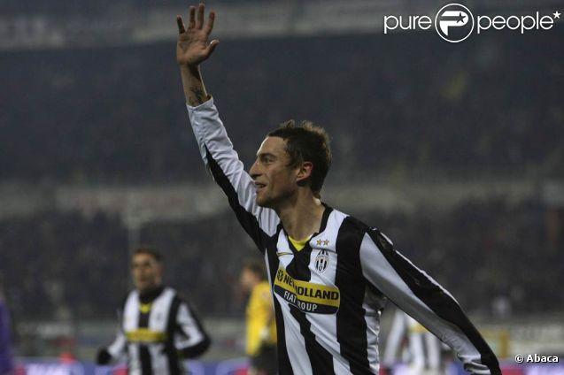 Claudio Marchisio (photo : en 2009) et son épouse Roberta attendent leur deuxième enfant pour mars 2012.