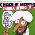La Une de  Charlie Hedbo  sorti ce mercredi 2 novembre 2011 dans les kiosques.
