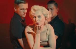 Michelle Williams plus sexy que jamais pour chanter Marilyn