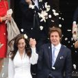 Mariage de Nancy Shevell et Paul McCartney, à Londres, le 10 octobre 2011.
