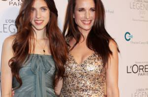 Andie MacDowell : A 53 ans, la star rivalise de beauté avec sa jolie fille