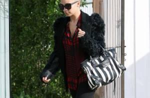 Tendances : Nicole Richie, Kate Moss et JLo en fourrure pour un hiver stylé