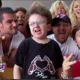 Keenan Cahill et les anges dans les Anges de la télé-réalité 3, lundi 7 novembre 2011 sur NRJ 12