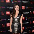 Lucy Hale lors de la TV Guide Hot List Party, le lundi 7 novembre à Los Angeles.