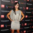Karina Smirnoff lors de la TV Guide Hot List Party, le lundi 7 novembre à Los Angeles.