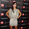 Karina Smirnoff lors de la TV Guide Hot List Party, le lundi 7 novembre à Los Angeles.