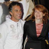 Gérard Holtz : Avec son fils Antoine, il présente sa nouvelle chérie Muriel
