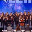 La Chorale Anima dans La France a un Incroyable Talent sur M6 le mercredi 9 novembre 2011