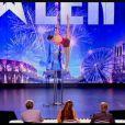 Erika Lemay dans La France a un Incroyable Talent le mercredi 9 novembre sur M6