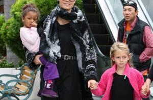 Heidi Klum : Avec ses filles Lou et Leni et sa maman Erna, fous rires assurés