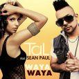 TAL et Sean Paul - pochette du single  Waya Waya  - novembre 2011.