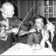 Natalie Wood et son mari Robert Wagner chez Raspoutine en novembre 1978