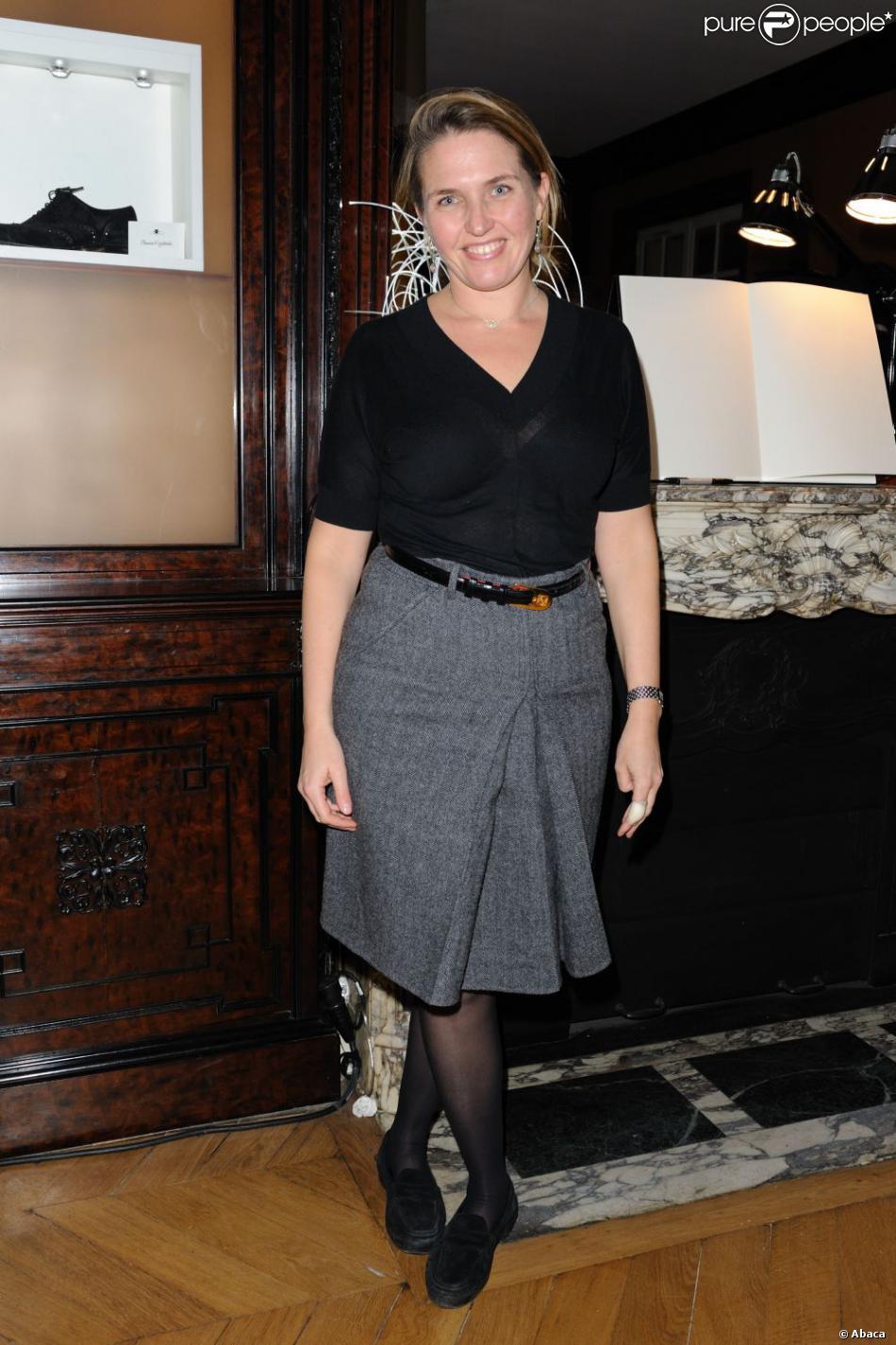 la princesse ad la de d 39 orl ans paris le 17 novembre 2011 purepeople. Black Bedroom Furniture Sets. Home Design Ideas