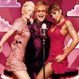 Shirley Manson, Elton John, Mry J. Blige, campagne Viva Glam de MAC IV.