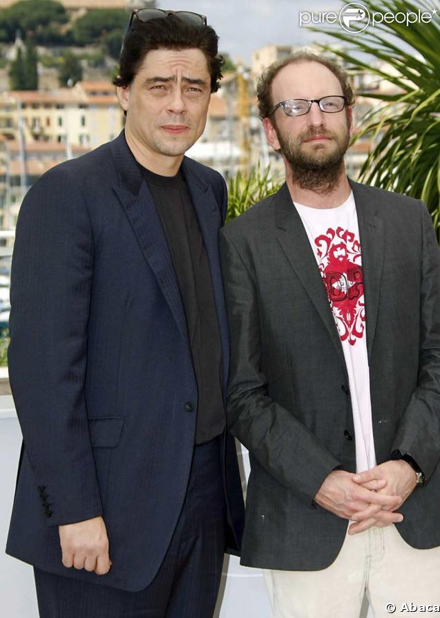 Le Che de Steven Soderbergh récompensé... mais en fait non ! Ici Benicio Del Toro et Steven Soderbergh