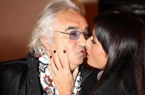 Flavio Briatore : Une sortie en amoureux avec sa superbe Elisabetta