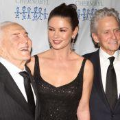 Michael Douglas et Catherine Zeta-Jones : En famille pour sauver le monde