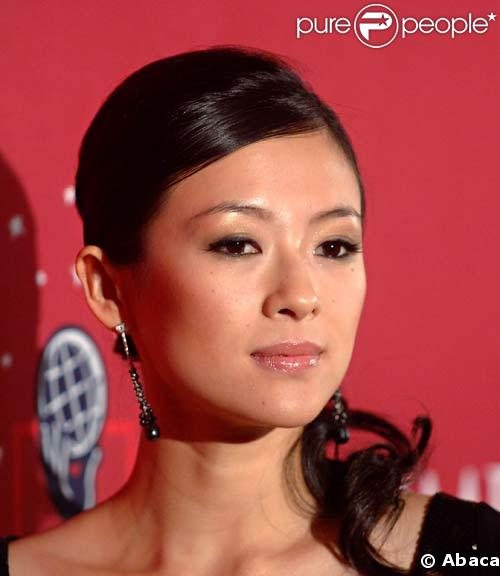 L'actrice Ziyi Zhang