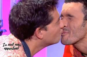Mustapha El Atrassi : Demandé en mariage par Titoff, il l'embrasse !