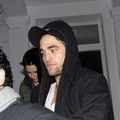 Robert Pattinson et Kristen Stewart : Soirée romantique en amoureux