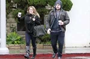 Hilary Duff, enceinte de 6 mois : Sa grossesse lui donne de drôles d'envies...