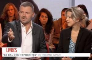 Tristane Banon et Eric Naulleau: Elle lui tape dans l'oeil, il l'engage...