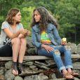 Elizabeth Olsen et Jane Fonda dans Peace, love and misunderstanding.