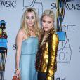 Ashley et Mary-Kate Olsen, le 6 juin 2011 à Los Angeles.