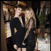 Louise Bourgoin et Sienna Miller, aussi complices que sublimes
