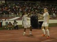 Laure Lepailleur : L'envoûtante footballeuse séduit tout un stade en dansant