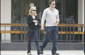 PHOTOS  EXCLUSIVES : Reese Witherspoon et Jake Gyllenhaal... amoureux !