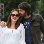 Ben Affleck et Jennifer Garner, enceinte : Câlins et amoureux devant leur Violet