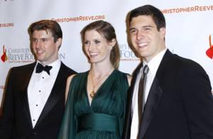 Les enfants du défunt Christopher Reeve lui rendent hommage
