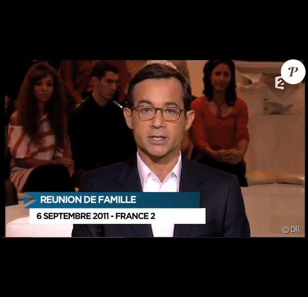 L'émission Réunion de famille de Jean-Luc Delarue s'arrête d'après nos confrères du site PureMédias.com