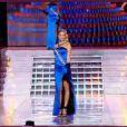 Miss Languedoc pendant le tableau Gilda, élection Miss France 2012, samedi 3 décembre 2011, sur TF1
