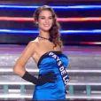 Miss Pays de Loire pendant le tableau Gilda, élection Miss France 2012, samedi 3 décembre 2011, sur TF1