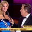 Miss Provence, demi-finaliste, le samedi 3 décembre 2011 à Brest à l'occasion de l'élection de Miss France 2012.