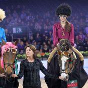 Charlotte Casiraghi et Benjamin Castaldi : complètement délirants à cheval !