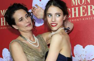 Andie MacDowell : Une maman si complice avec sa splendide fille