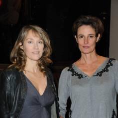 Marianne Basler et Laure Killing lors de la soirée 'Prix Du Producteur Français De Télévision' à Paris, le 5 décembre 2011