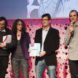 Les gagnants soirée 'Prix Du Producteur Français De Télévision' à Paris, le 5 décembre 2011