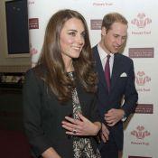 Kate Middleton stylée et le prince William en famille pour applaudir Gary Barlow